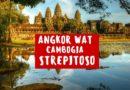 Angkor Wat, strepitoso!