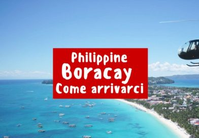 Boracay, come arrivare