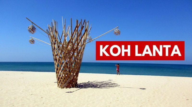 L'isola di Koh Lanta