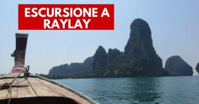 Raylay, Krabi, come arrivare