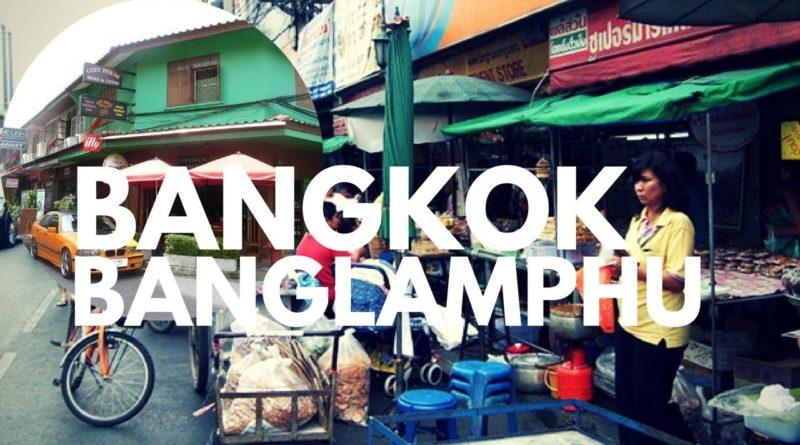 Bangkok, il mio quartiere preferito