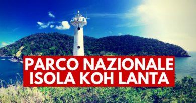 Koh Lanta, il Parco Nazionale