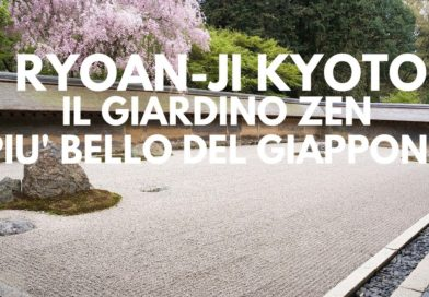 Ryoan-ji, il giardino Zen più famoso del Giappone