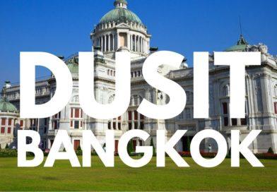 Dusit, il distretto reale di Bangkok