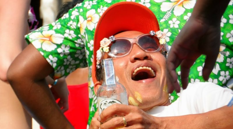 Songram, il Capodanno thailandese