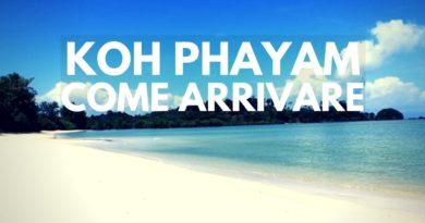 L'isola di Koh Phayam