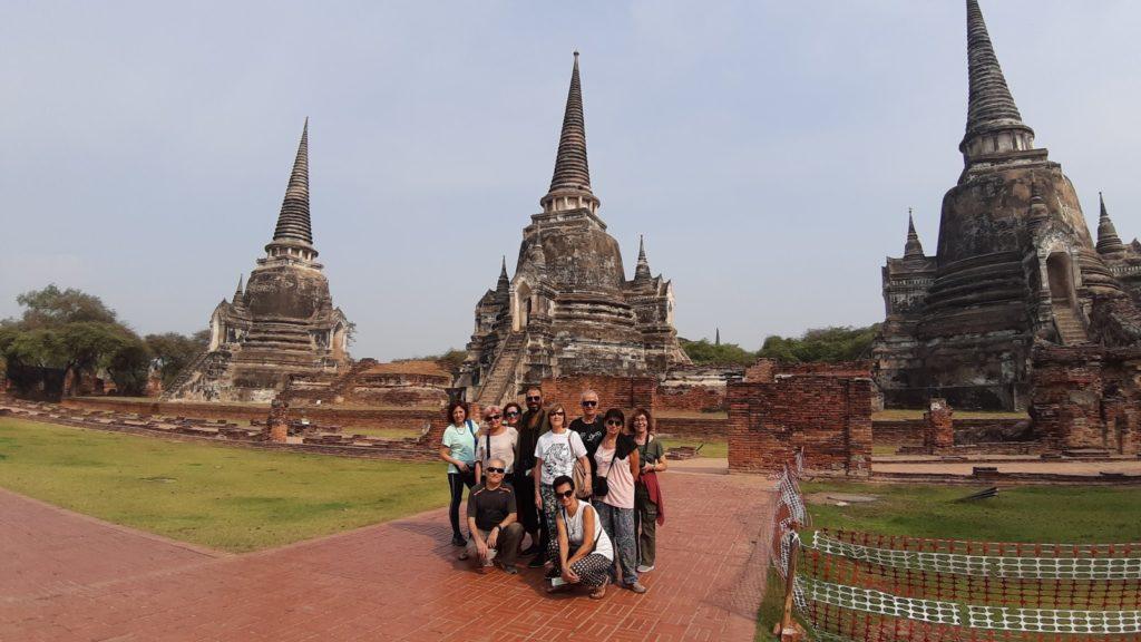 tour di gruppo Thailandia