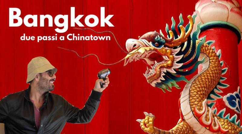 visitare quartiere cinese Bangkok