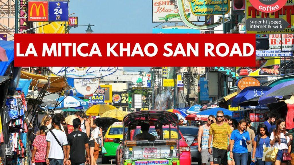dormire Khao San Road
