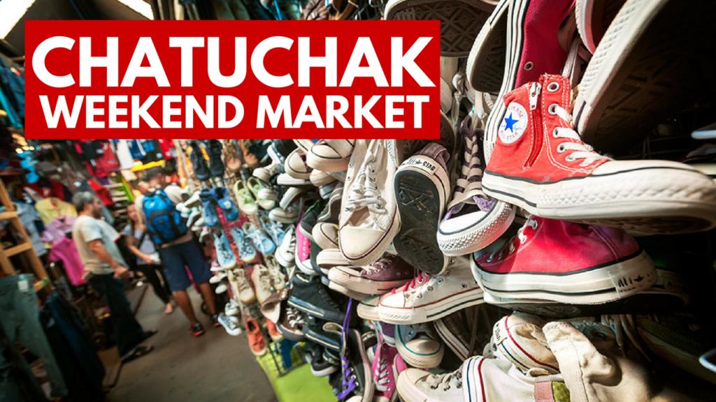 il mercato più bello di Bangkok