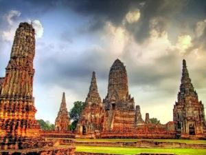 tour di gruppo capodanno Thailandia