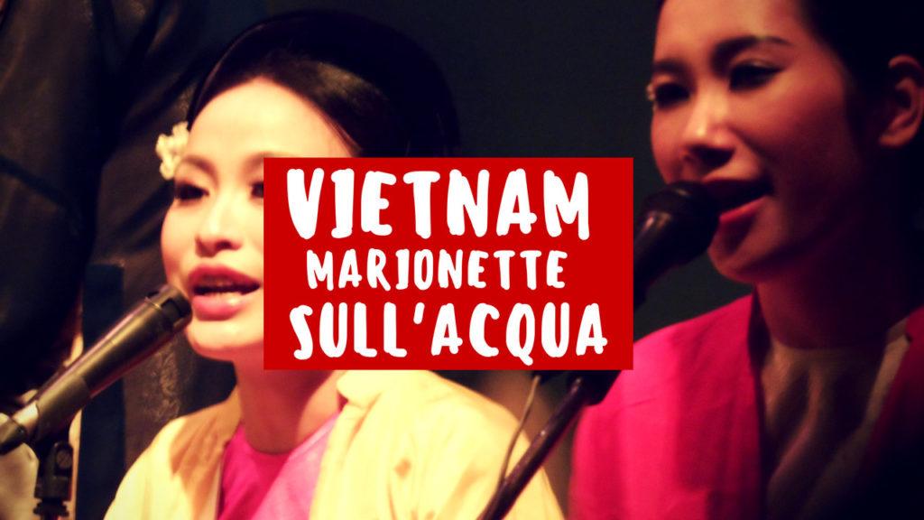 Hanoi Vietnam spettacoli