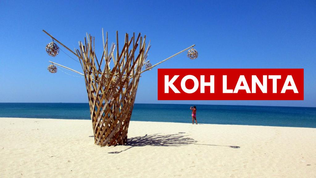 come arrivare a Koh Lanta