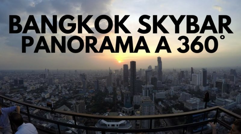skybar Vertigo & Moon Bangkok