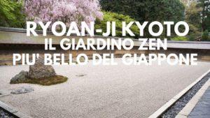 giardino zen Kyoto