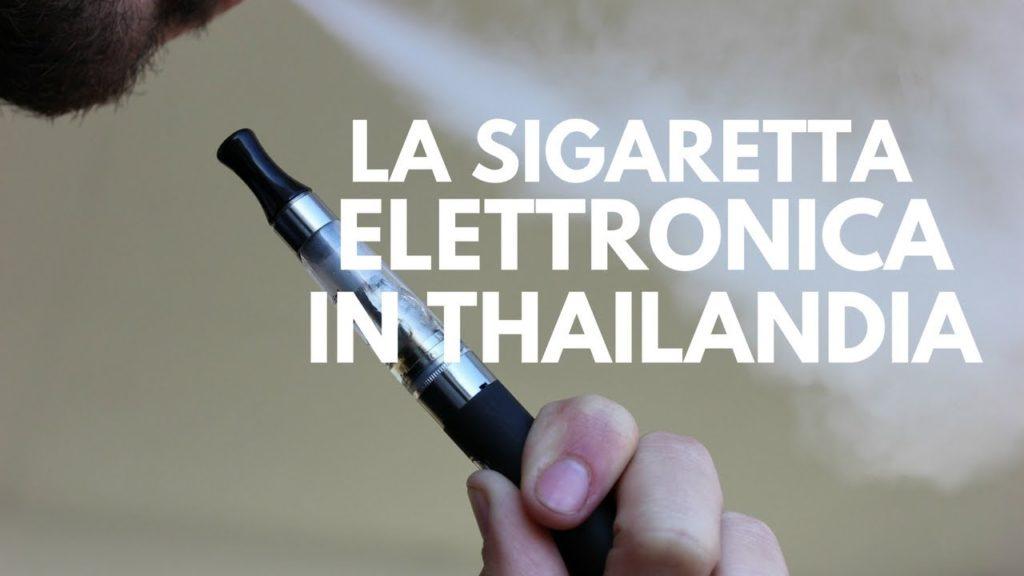 sigarette elettroniche in Thailandia