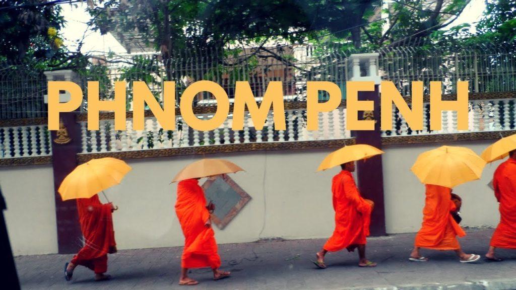 cosa vedere Phnom Penh