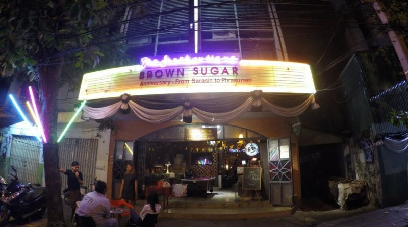 Live Music al Brown Sugar Club di Bangkok