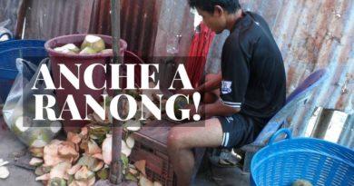 Anche a Ranong!