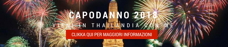 offerte viaggi Capodanno Thailandia 2018