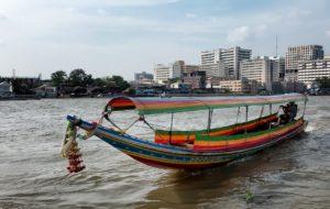 come visitare canali Bangkok