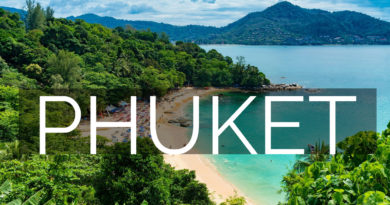 gite Phuket barca