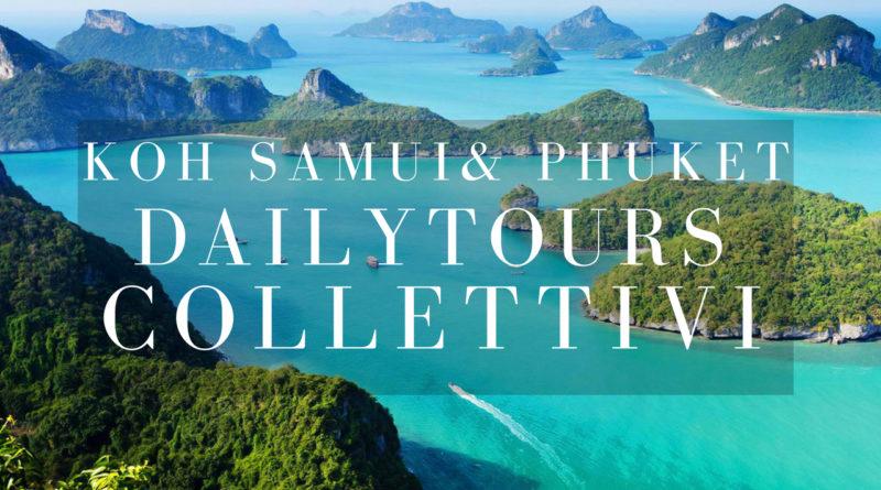 cosa fare Koh Samui Phuket