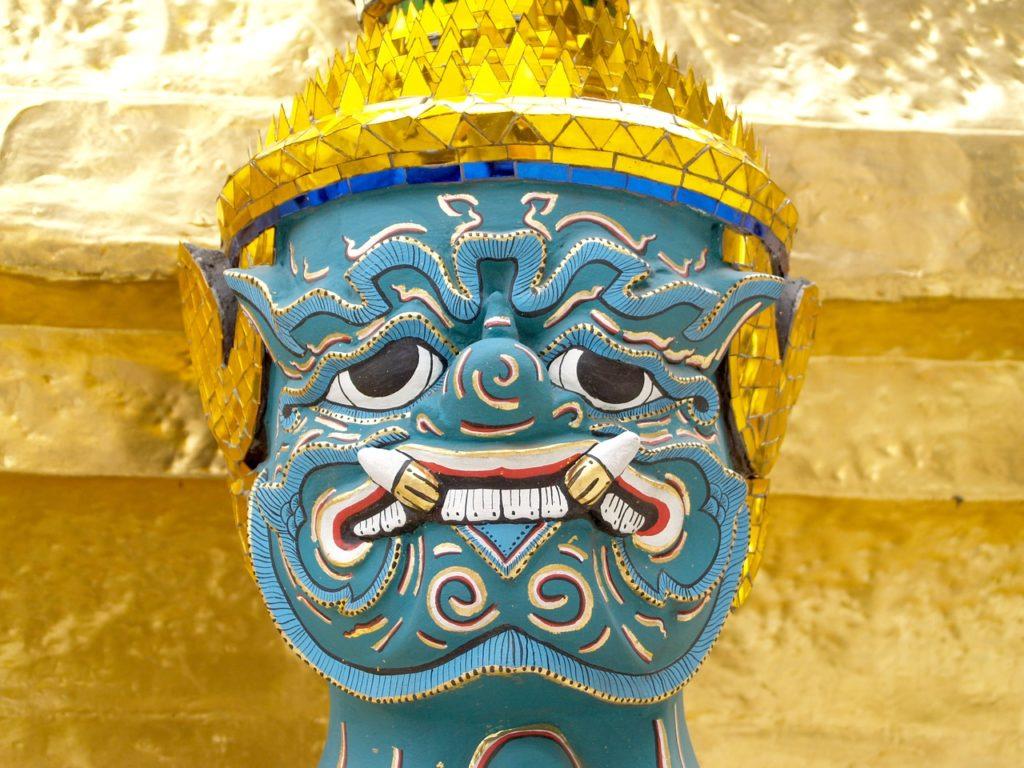 ingresso Gran Palace Bangkok
