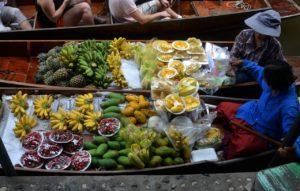 escursione mercato galleggiantw