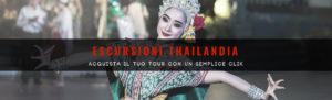 trasferimenti escursioni Thailandia