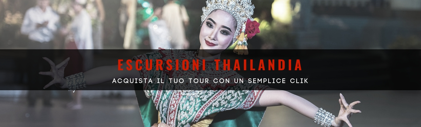 Thailandia Escursioni