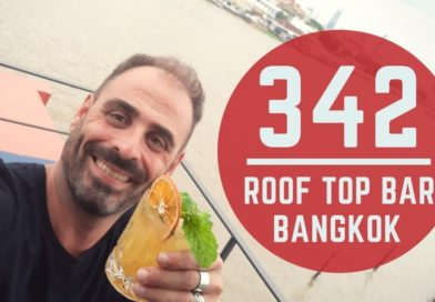 Bangkok, aperitivo al 342 Roof Top Bar