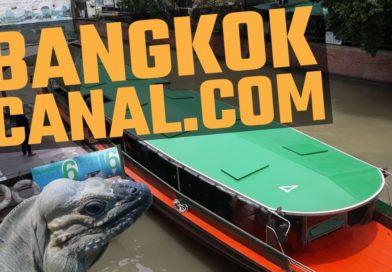 Bangkok Canal: servizio utile e pratico