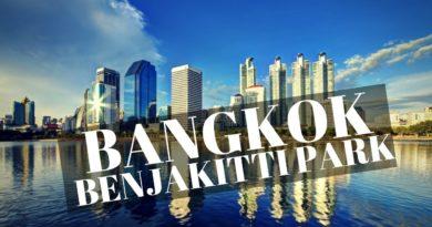 Bangkok, Benjakitti Park