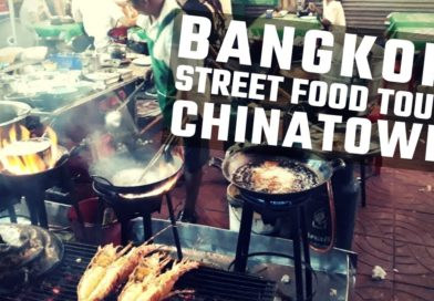 Bangkok, street food tour a Chinatown