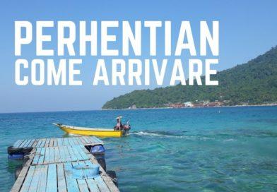 Come raggiungere le isole Perhentian