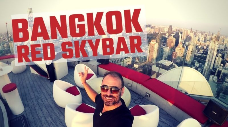 Red Skybar Bangkok