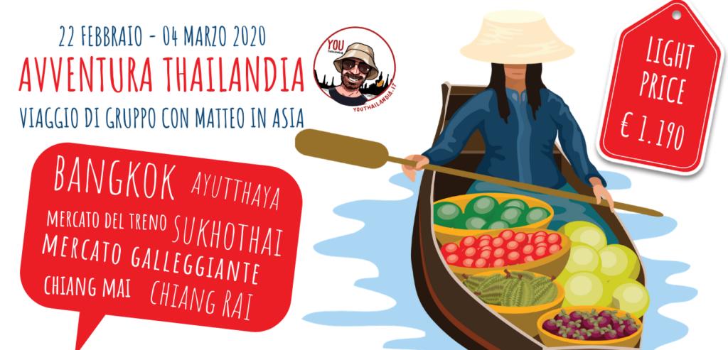 offerte vacanze Thailandia