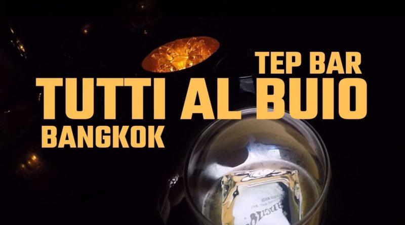 Tep Bar, locale TOP a Bangkok