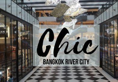Bangkok River City: shopping di qualità