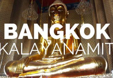 Bangkok, il Tempio Kalayanamit