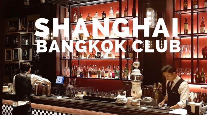 Bangkok, un bellissimo club!