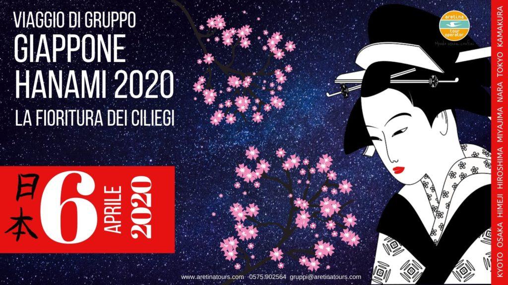 Giappone fioritura ciliegi tour gruppo