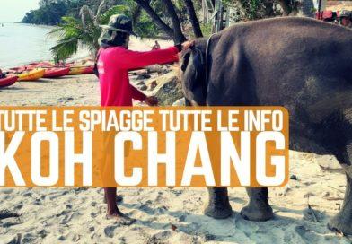 Koh Chang, le spiagge più belle