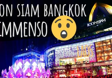 Bangkok, Icon Siam Shopping Mall