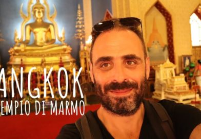 Bangkok, Wat Benchamabophit, il tempio di marmo