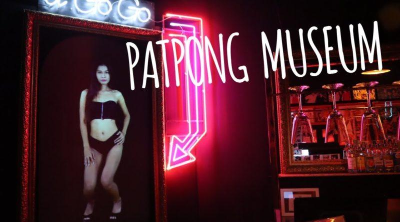 Bangkok e il museo di Patpong