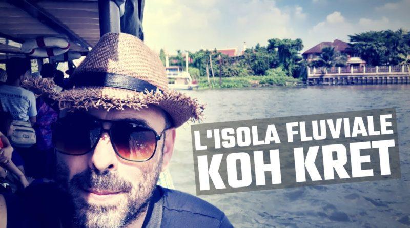 Koh Kret, l'isola fluviale di Bangkok
