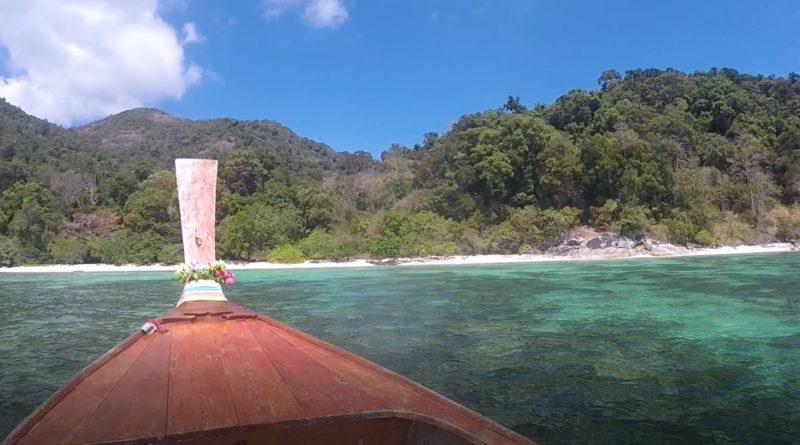 spiagge più belle thailandia