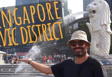 Singapore, visita della città